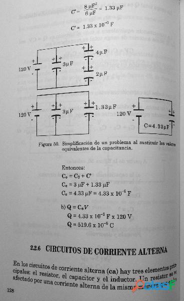 Física III, Acústica, Electricidad, Magnetismo, Óptica DGETI 9