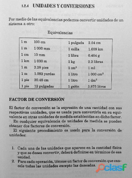 Libro Física I, Estática, Cinemática y Dinámica, DGETI 6