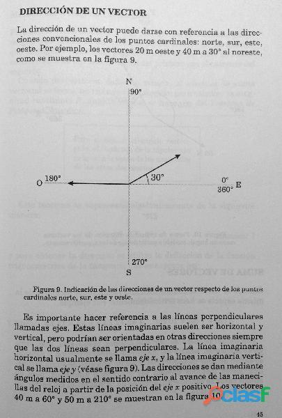 Libro Física I, Estática, Cinemática y Dinámica, DGETI 4
