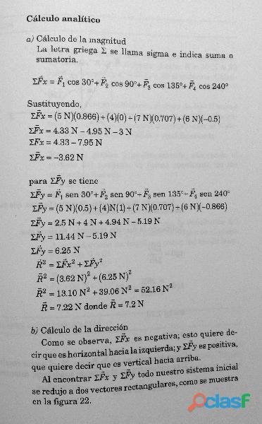 Libro Física I, Estática, Cinemática y Dinámica, DGETI 2