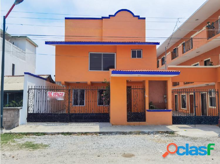 Casa en venta Col. Guadalupe Victoria, Tampico.