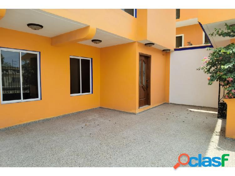 Casa en venta Col. Guadalupe Victoria, Tampico. 3