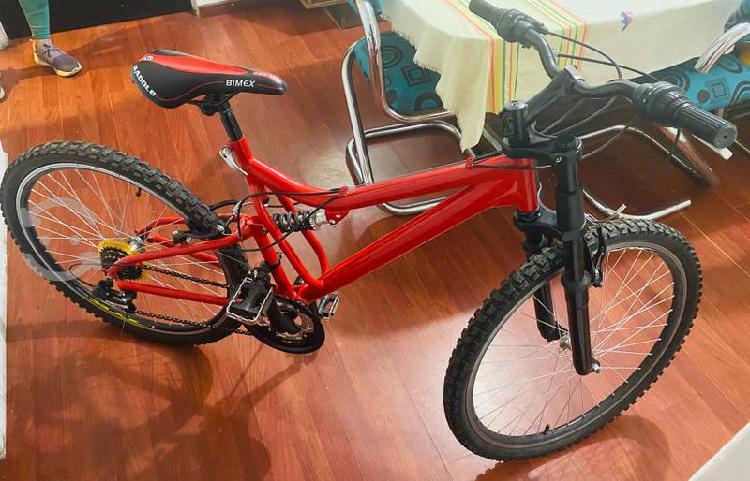 Bicicleta bimex vampire r26