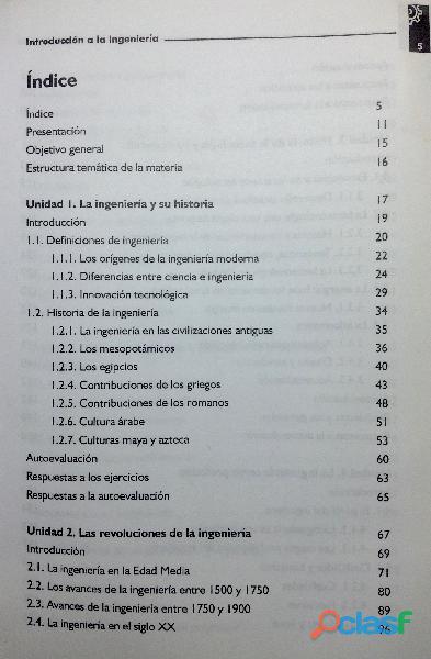 Libro Introducción a la Ingeniería UNITEC 2