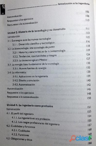 Libro Introducción a la Ingeniería UNITEC 3