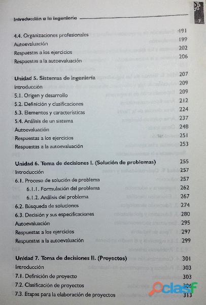 Libro Introducción a la Ingeniería UNITEC 4