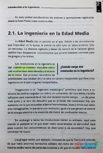 Libro Introducción a la Ingeniería UNITEC 9
