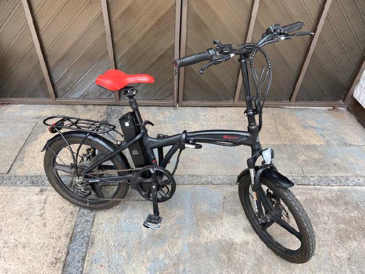 Bicicleta eléctrica electrobike magnos