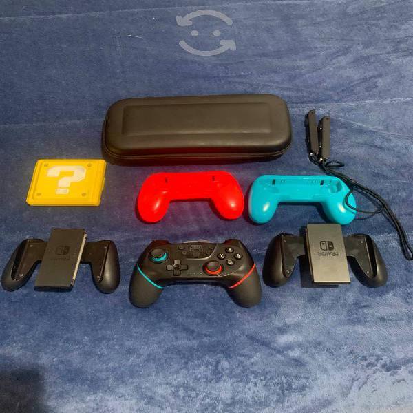 Oferta accesorios Nintendo Switch