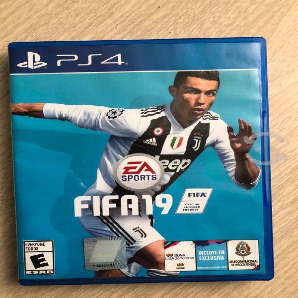 Videojuego FIFA 17 y 29 2x$350