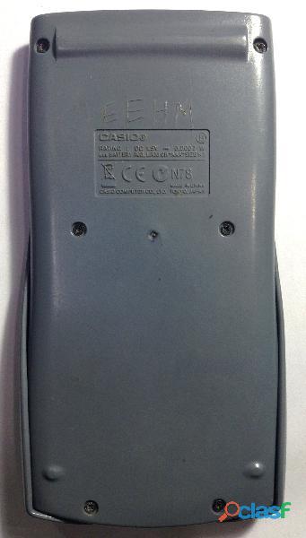 Calculadora Científica Casio fx 350 ES, 252 funciones 3