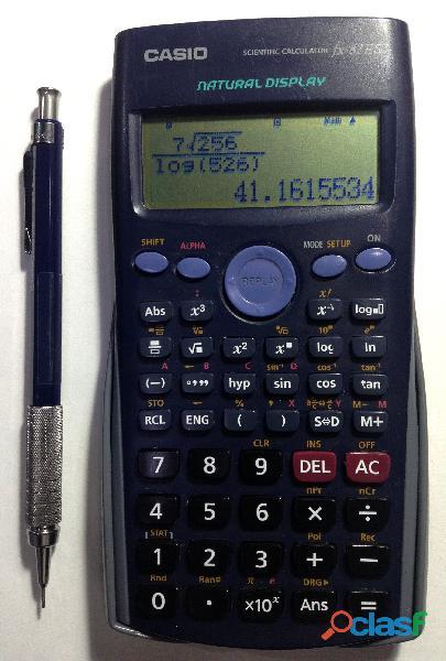 Calculadora Científica Casio fx 82 ES 1