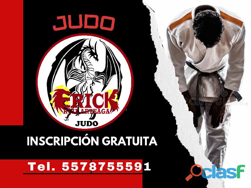 Clases de judo y defensa personal