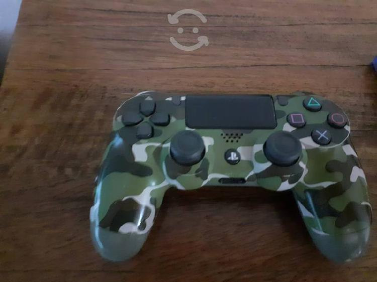 control play station 4 (ps4) green camo