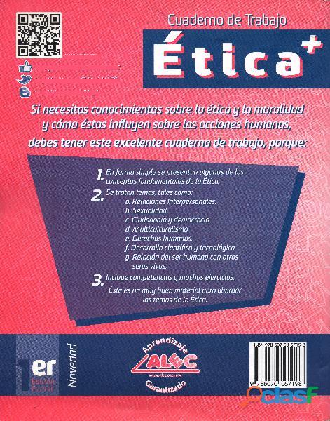 Ética, Cuaderno de Trabajo, Alec, Jane Collins, F. Cachu 1