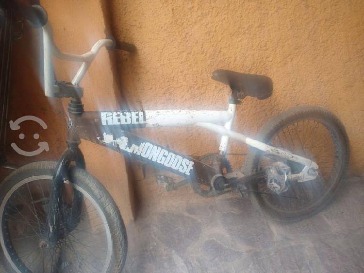 Bicicleta bmx mongoose rebel original