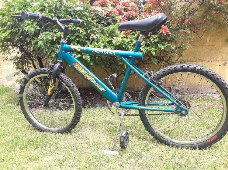 Bicicleta Massi.