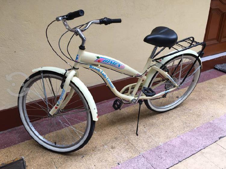 Hermosa Bicicleta RETRO BIMEX BEACH LADY CRUISER