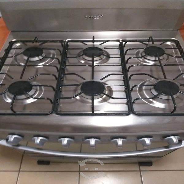 Vendo estufa acros nueva