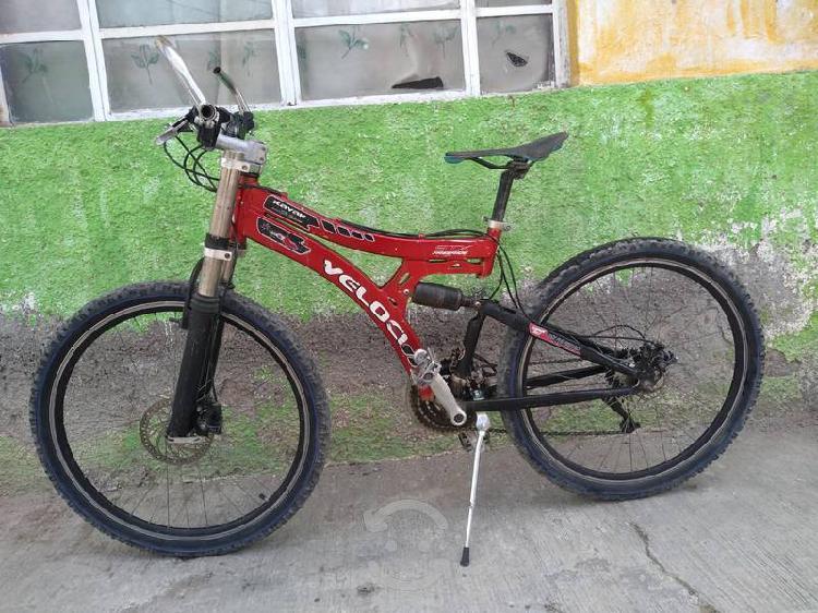 Bicicleta de aluminio rodado 26