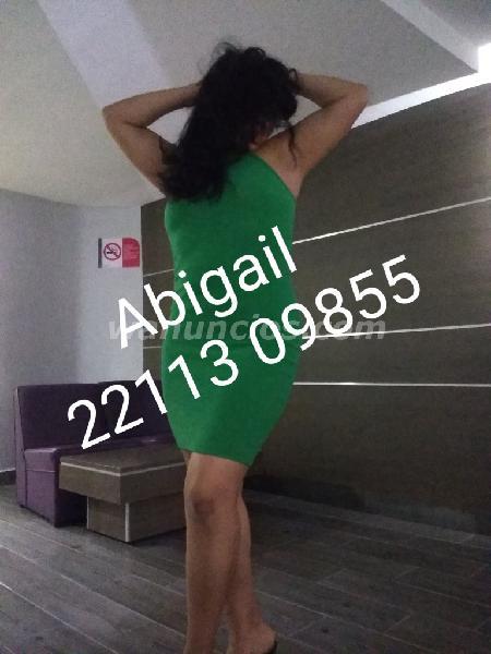 Abigail Sexy Fogosa Multiorgásmica Madura Gordibuena