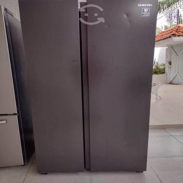 Refrigerador samsung duplex 28 pies