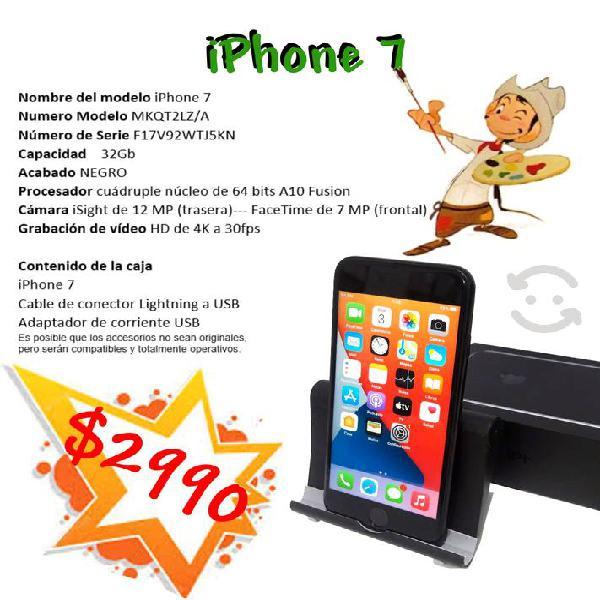 Iphone 7 jet black, 32 gb