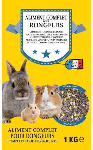 Agrobiothers mezcla equilibrada todos los roedores