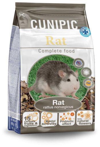 Cunipic pienso para rata