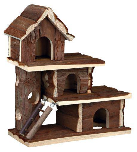 Trixie casita tammo para pequeños roedores
