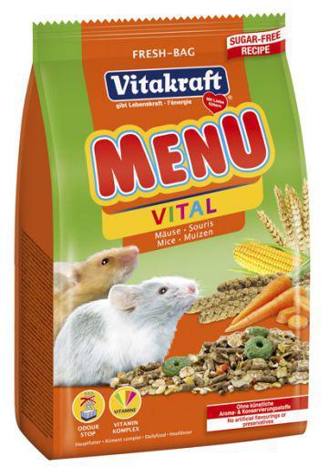 Vitakraft menu vita paral ratones