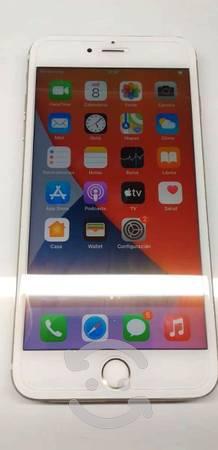 Apple iphone 6s plus 64gb a1687 dorado