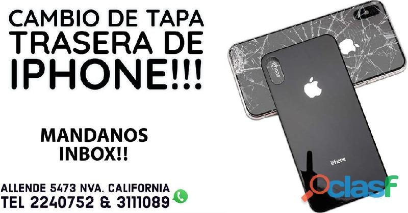 Reparaciones de iphone/ipad