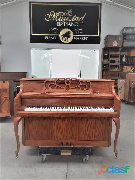 Piano samick console de korea.