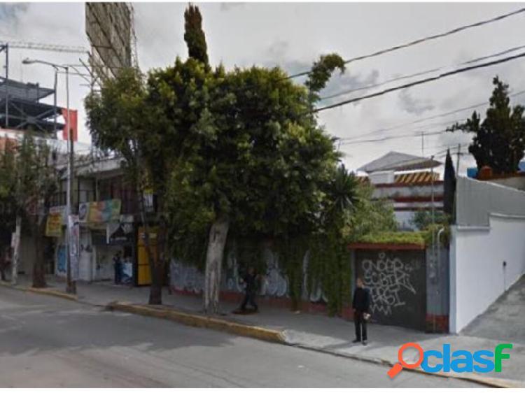 VENTA TERRENOS SAN PEDRO DE LOS PINOS TER_1135 YI, San Pedro de los Pinos