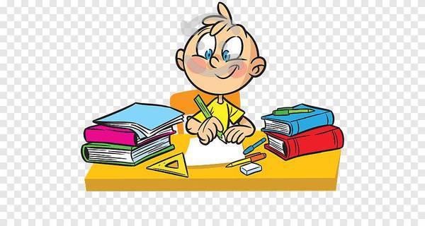 Apoyo escolar en trabajos esolares y examenes.
