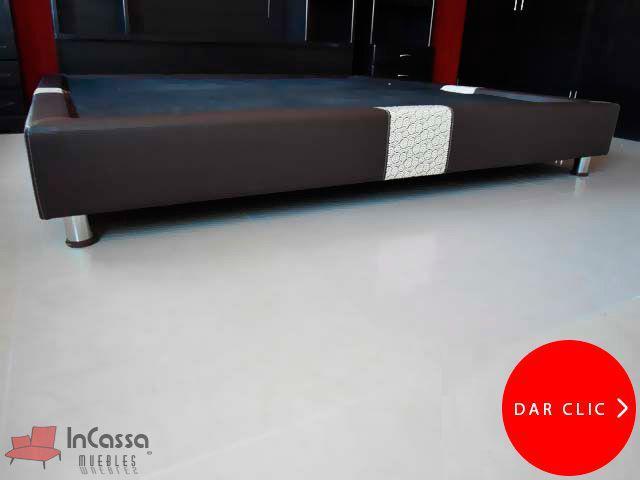 Base modelo bilbao minimalista - incassa muebles