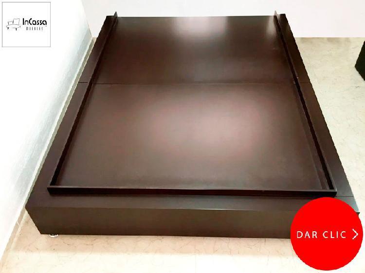 Base modelo brasilea - incassa muebles