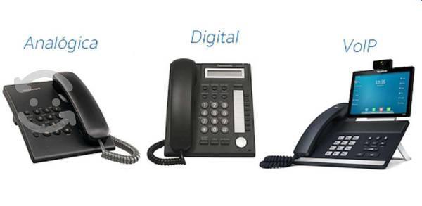 Curso telefonía analógica, digital e ip (2.5 días)
