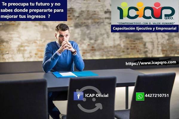 Instituto de Capacitación y Admon. Profesional SC