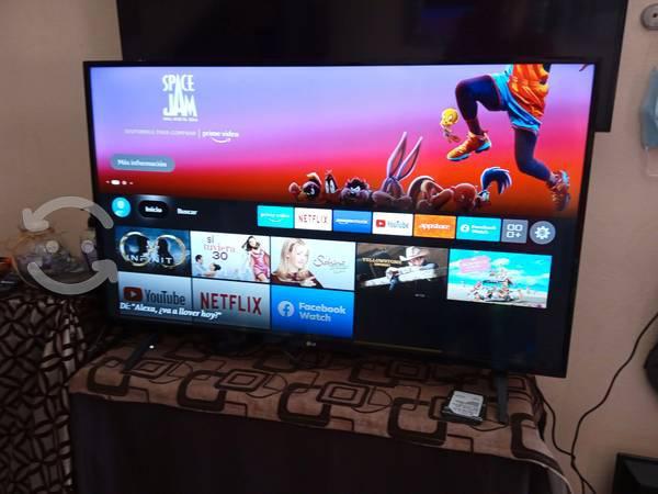 Television led 43 hmdi digital marca lg no es s