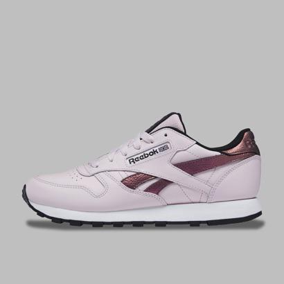 Tenis Reebok Classic Leather Mujer