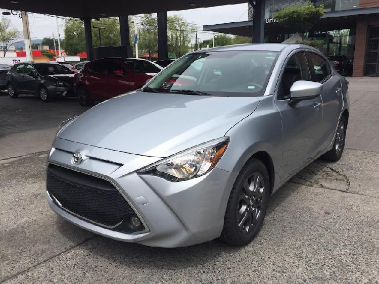 Toyota yaris 2020 barato en zapopan 1630117