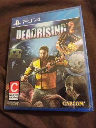 Dead rising 2 ps4 nuevo
