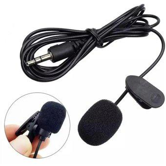 Microfono solapa mini lavalier clip celulares 3.5 aux -