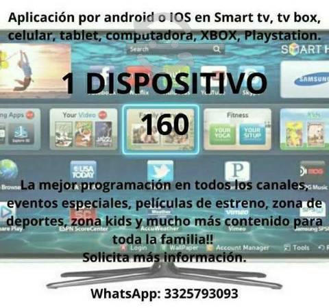 Servicio tv