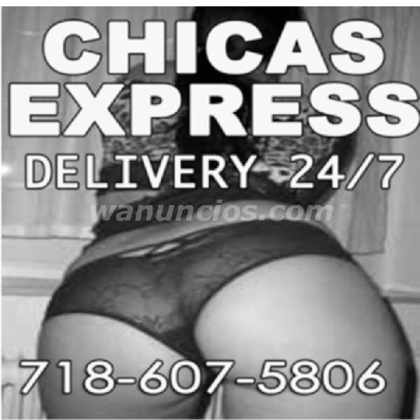 chicas latinas en New York bronx 7186075806