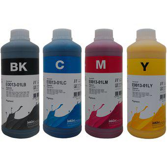 1 litro de tinta pigmentada inktec compatible epson