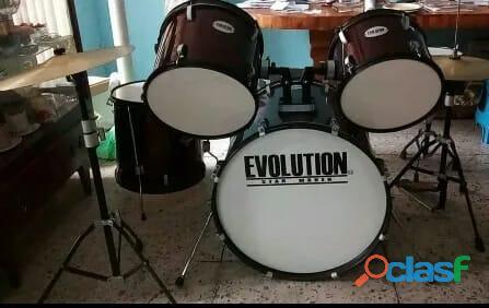 Bateria marca evolution 1
