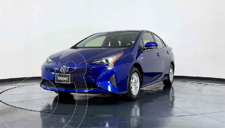 Toyota Prius C BASE usado (2016) color Azul precio $280,999